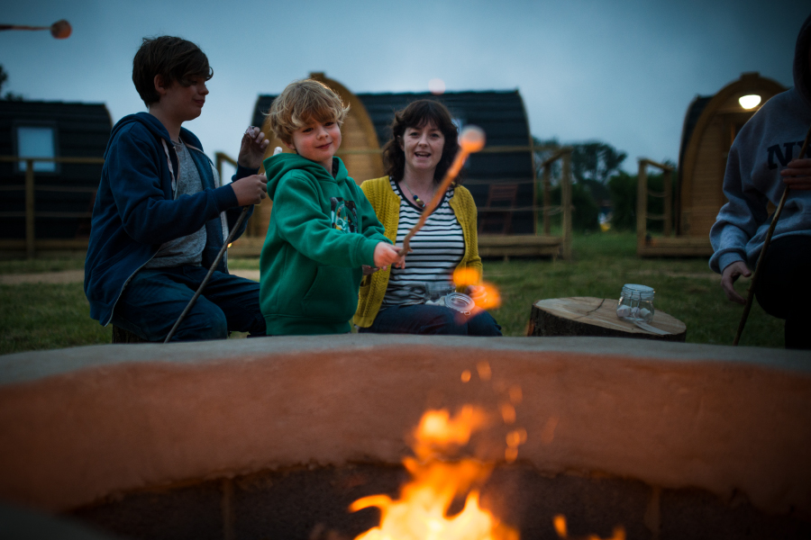 Experience 8 – Camp Fire
